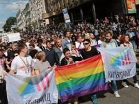 Ukraine - Kiew: Tausende setzen ein Zeichen gegen Homo- und Transphobie