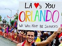 CSD-Saison 2016 - Polizei dementiert geplanten Anschlag auf LA Pride