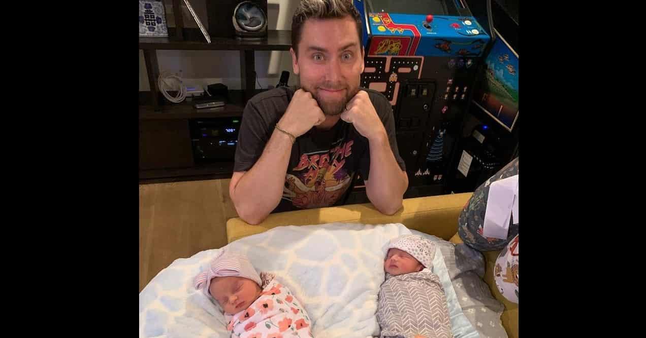 Lance Bass ist Vater von Zwillingen geworden