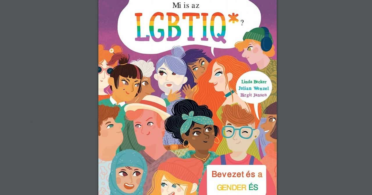 Verlag stellt LGBTIQ-Buch auf Ungarisch online
