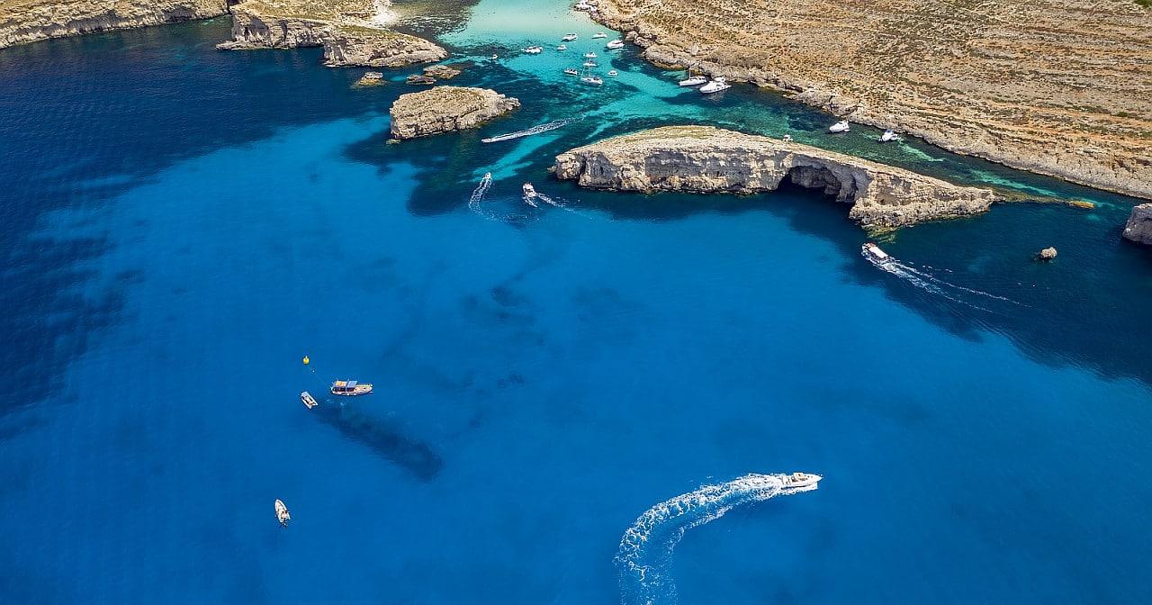 Maltas Strände sind wieder offen
