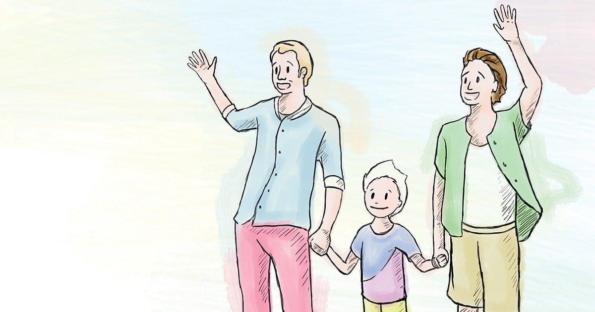 Warum hat Sören eigentlich zwei Papas?