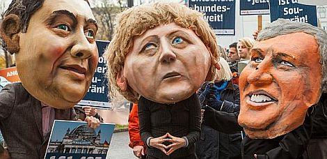 Bundestagswahl 2013 - Keine Zustimmung zum Koalitionsvertrag!