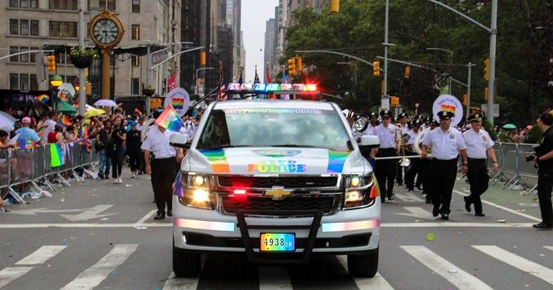 New Yorker Pride schließt Polizist*innen von Parade aus