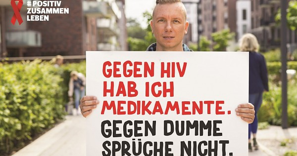 29. Internationaler - Welt-Aids-Tag.: Der Kampf gegen irrationale Ängste