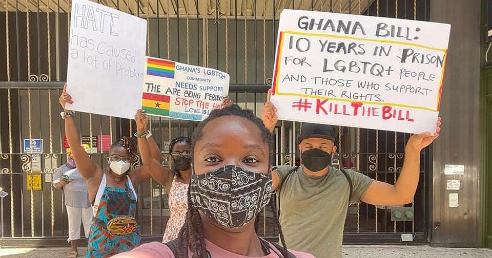 LGBTI-feindliche Atmosphäre in Ghana: Gesetzesverschärfung geplant