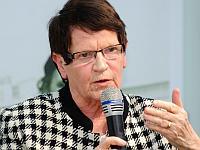 Aids-Prävention - Rita Süssmuth wird Ehrenmitglied der Deutschen Aids-Hilfe