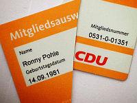 LSU - Ronny Pohle tritt aus CDU aus