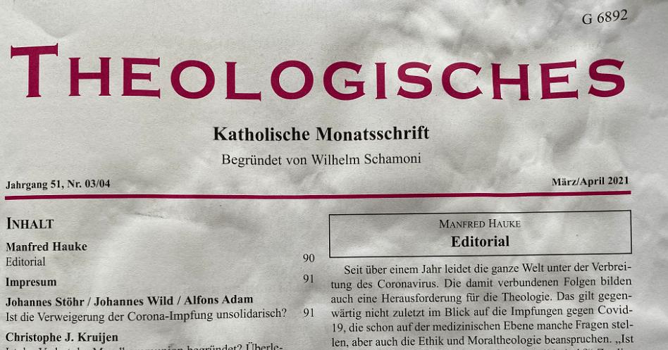 """Schwule als """"Kolonie von Parasiten"""": Katholischer Herausgeber verteidigt Autor"""