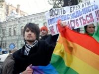 Ukraine - Gewalt gegen Homo-Demo in Kiew