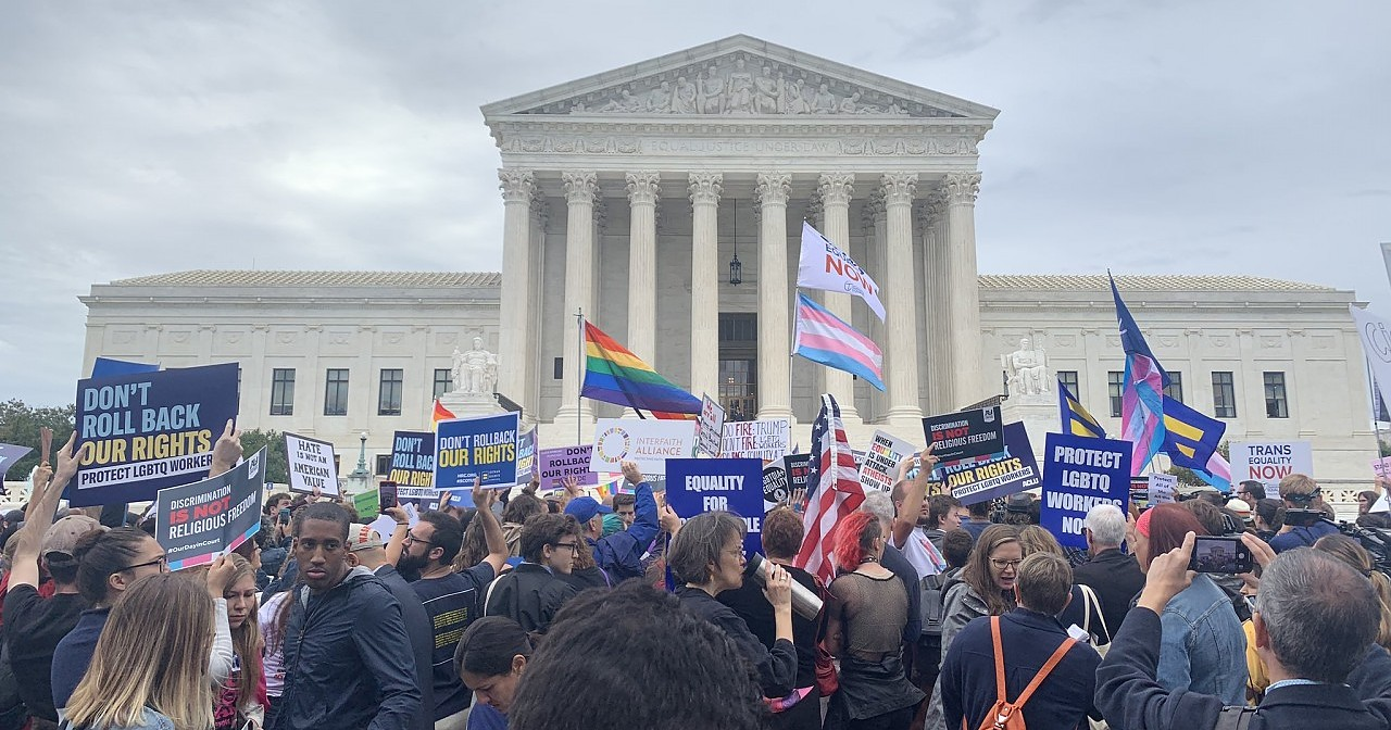 Supreme Court vor Grundsatzurteil zu LGBTI-Rechten offenbar gespalten