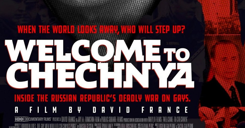 "arte zeigt ""Welcome to Chechnya"""