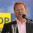 Westerwelle wirft CDU Bruch des Koalitionsvertrags vor